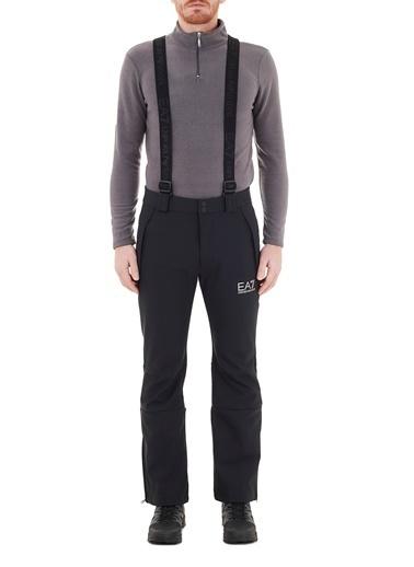 Emporio Armani  Su Ve Rüzgar Geçirmez Yalıtımlı Kayak Pantolonu Erkek Kayak Pantolonu S 6Gpp04 Pnq8Z 1200 Siyah
